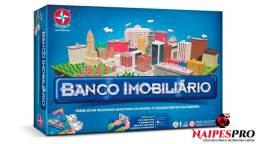 Tabuleiro Banco Imobiliario Estrela Novo