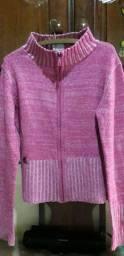Blusa de frio usado em perfeito