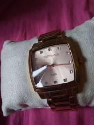 Relógio Feminino Technos com Cristais Swarovski