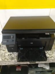 Impressora laser HP 1132