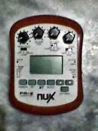 Processador de Efeito Nux (Usado)