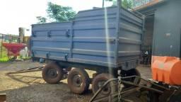 Carreta Agrícola Basculante 6000 kg Maripá