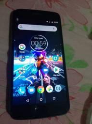 Moto G5 plus 32 GB com biometria tudo ok