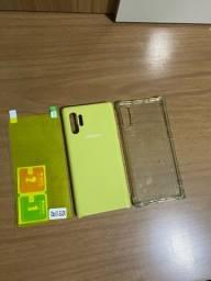 Vendo capa e película do Samsung note 10 plus