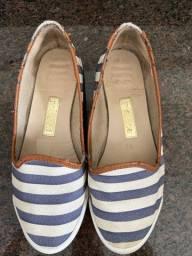 Sapato número 35 R$30,00