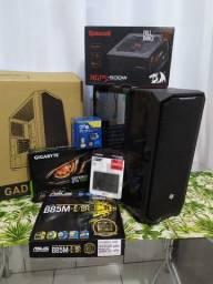 Pc gamer Top - I5 - GTX 1050Ti 4gb