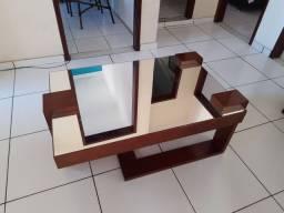 Conjunto de sala centro e aparador