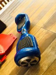 Hoverboard (acima de 30 kl) trocar bateria