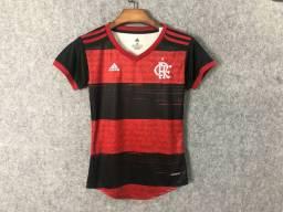 Flamengo Feminino (compre uma camisa e participe do sorteio de DEZEMBRO)