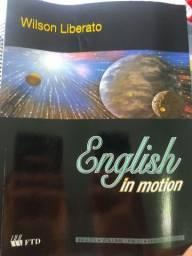 Livro de Inglês Novo
