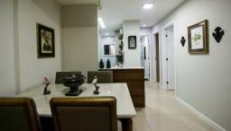 2 quartos e 1 vaga de garagem em 56m² na Santa Teresa