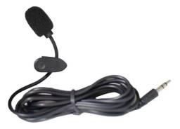 Mini Microfone De Lapela Profissional Plug P2 Jh-043
