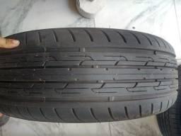 185.60 aro 15 pneu semi-novo pequeno bucho lateral