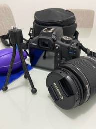 Câmera canon  mais kit
