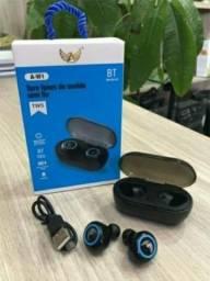 Fone De Ouvido Tws Bluetooth 5.0 Air Dots Altomex