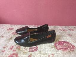 Sapato Preto Moleca