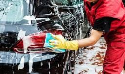 Lava car em Araucária
