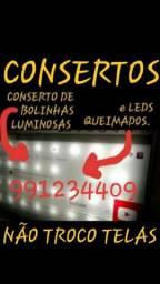 LEIA!!! TV CONSERTOS! TV LG, PANASONIC, SAMSUNG, SMARTS ETC. FALE COMIGO