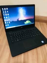 Notebook Dell - Core i5 - 8gb - 500gb (NOVO)