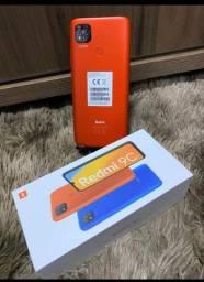 Xiaomi redmi 9c , lacrado na caixa