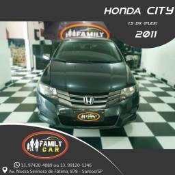 Título do anúncio: Honda City 2011