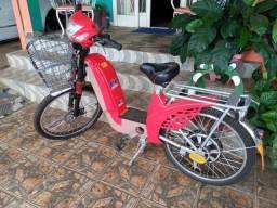 Bicicleta elétrica 48v Sousa