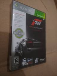Forza motorsport 3 Xbox 360 - ultimate collection Raro de achar