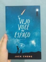 Livro Vejo Você no Espaço