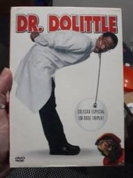 coleção de dvds Dr. Dolittle