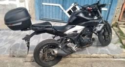 Moto MT03 2017