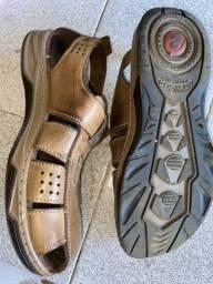 Título do anúncio: Vendo sandália PEGADA