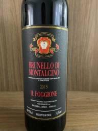 Vinho Brunello Di Montalcino 2015