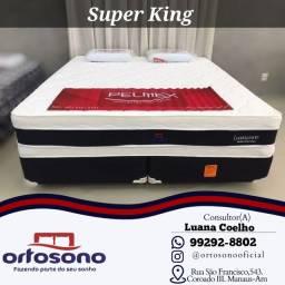 Título do anúncio: Cama super King ///l à pronta entrega