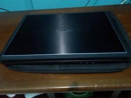 notebook intelbras i470 13,3'' com defeito