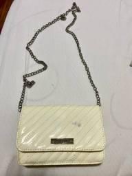 Bolsa off white da Santa Lolla.