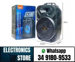 Caixinha Caixa De Som Música Bluetooth Portátil Altomex (Fazemos Entregas)