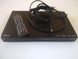 DVD Player Semp Toshiba - USB - HDMI e Função Karaokê (usado).