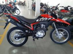 Moto Honda Bros 160 Financiada Entrada: 2.000 Autônomo e Assalariado!!!