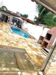 Alugo casa de Praia com piscina