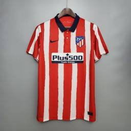 Título do anúncio: Camisa Atlético de Madrid 20/21