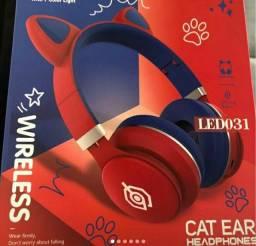 Fone de ouvido ledo31