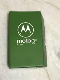 Motorola G8 Play Vermelho Magenta 32gb