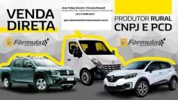 Veículos Renault 0 km com desconto exclusivo Cnpj