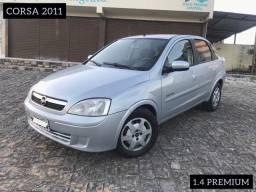 Corsa 1.4 Premium 2011 Completão