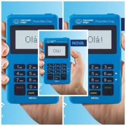 Mercado pago lançou point mini chip, novas