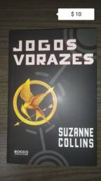 Título do anúncio: Livro Jogos Vorazes