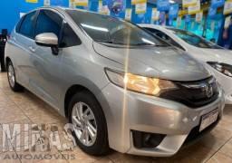 Título do anúncio: Honda Fit lx 1.5 cvt 2015 completo
