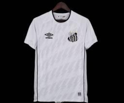 Camisa Tailandesa 1.1 Santos f.c