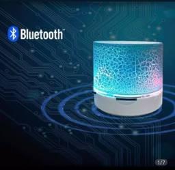 Caixinha de som Bluetooth promoção