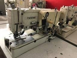 Máquina de costura caseadeira Brother